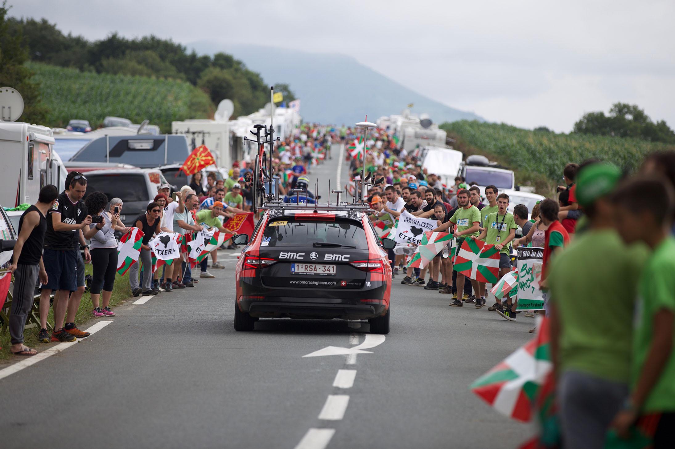 Tourra Euskal Herrian